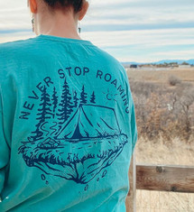 Never Stop Roaming has been a motto we l