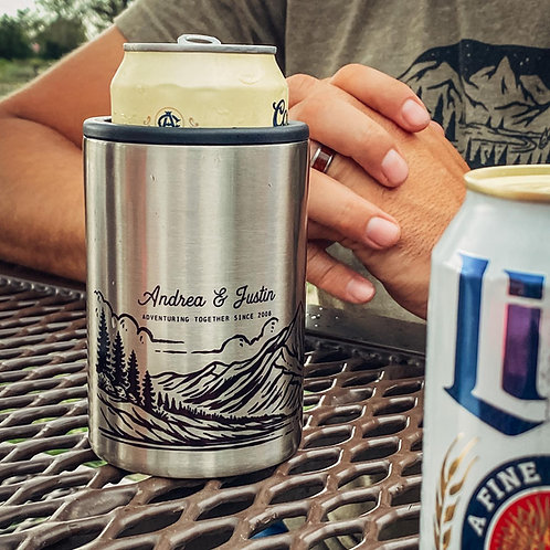 12 oz. Personalized Beer Can Insualtor