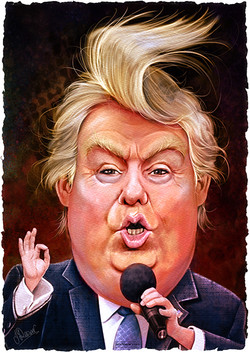 Donald Trump as President