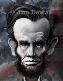 Abe Lincoln, American President
