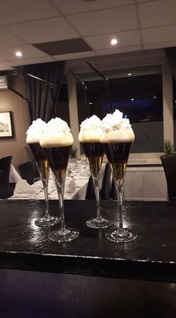 Pour terminer en beauté un irish Coffee 🖒☘