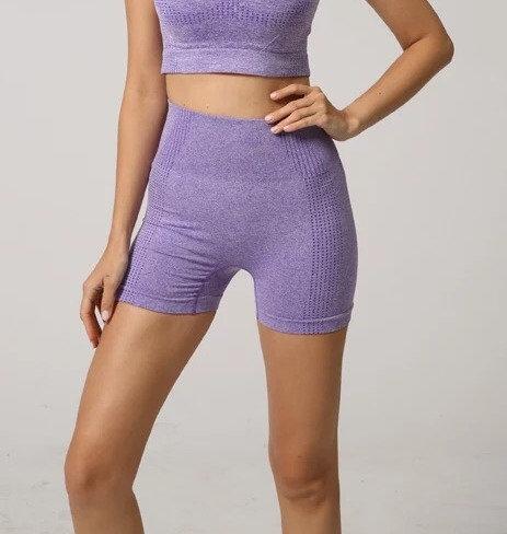 Yoga|Seamless Shorts