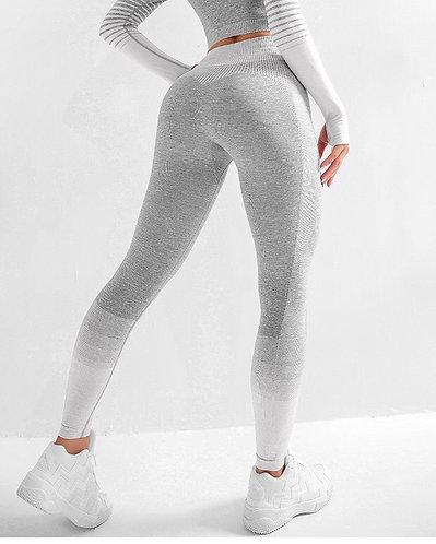 Stretchy seamless yoga Leggings