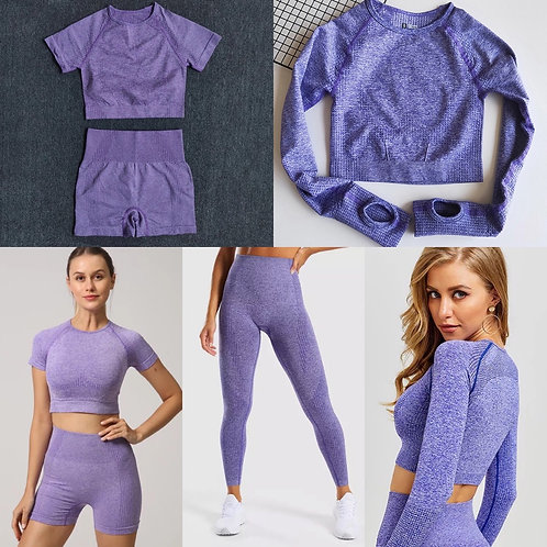 Yoga set| 4 pieces LARGE and medium