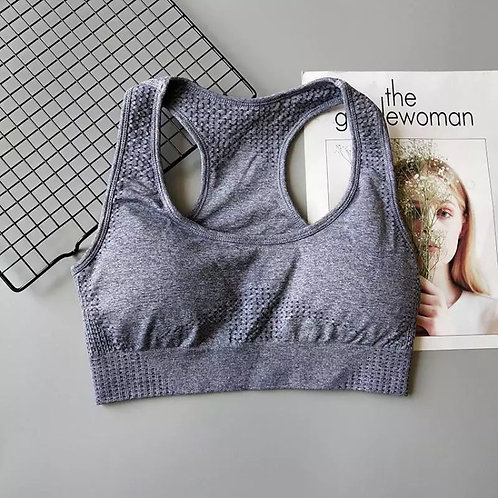 Yoga|Seamless Sports Bra