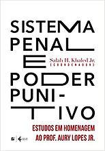 Capa Sistema Penal e Poder Punitivo 02 e