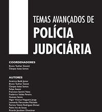 Capa Temas Avançados de Polícia Judiciár