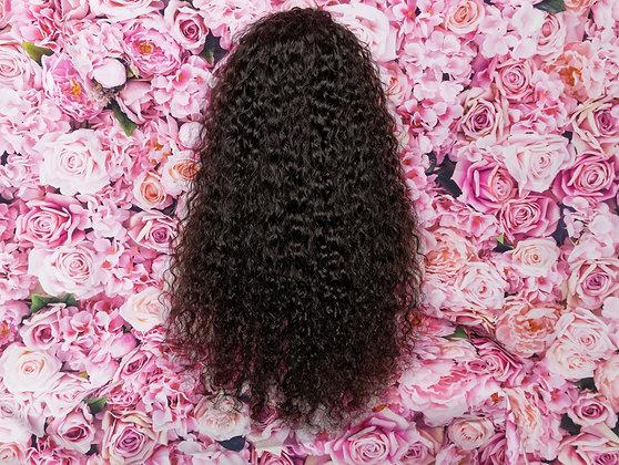 Maria Water Wave 13x4 HD Lace 200 density Virgin Human Hair wig