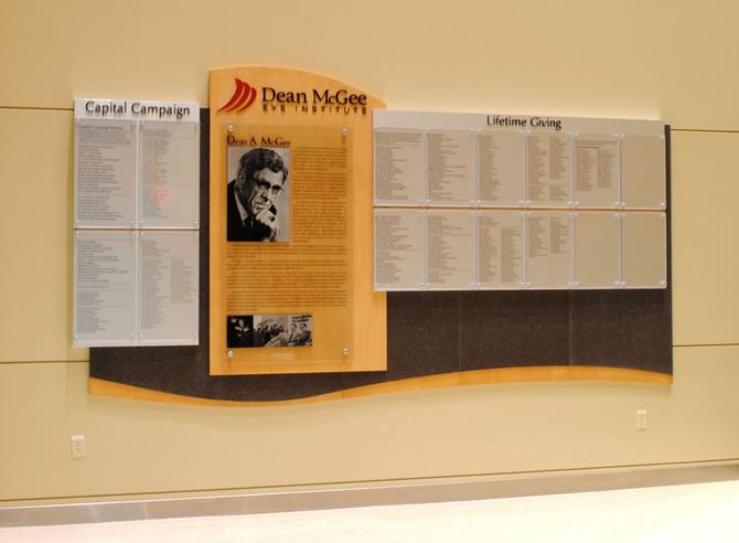 Dean McGee Eye Institute