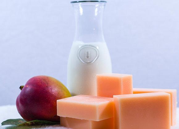 Mango Goatmilk Soap Bar