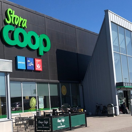 StrongPoint signs an agreement for a pilot test with Coop in Sweden for Click & Collect