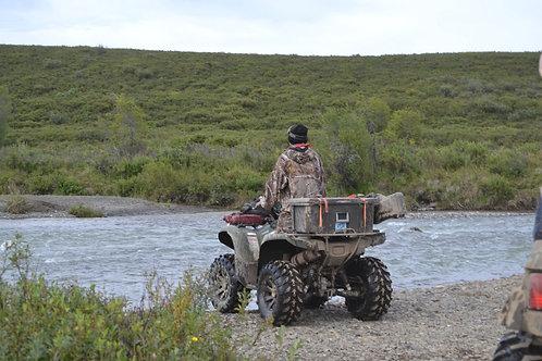 Trousse véhicule tout terrain 2 personnes - De base