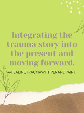 Moving forward after trauma...