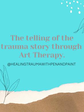 Telling the trauma story...