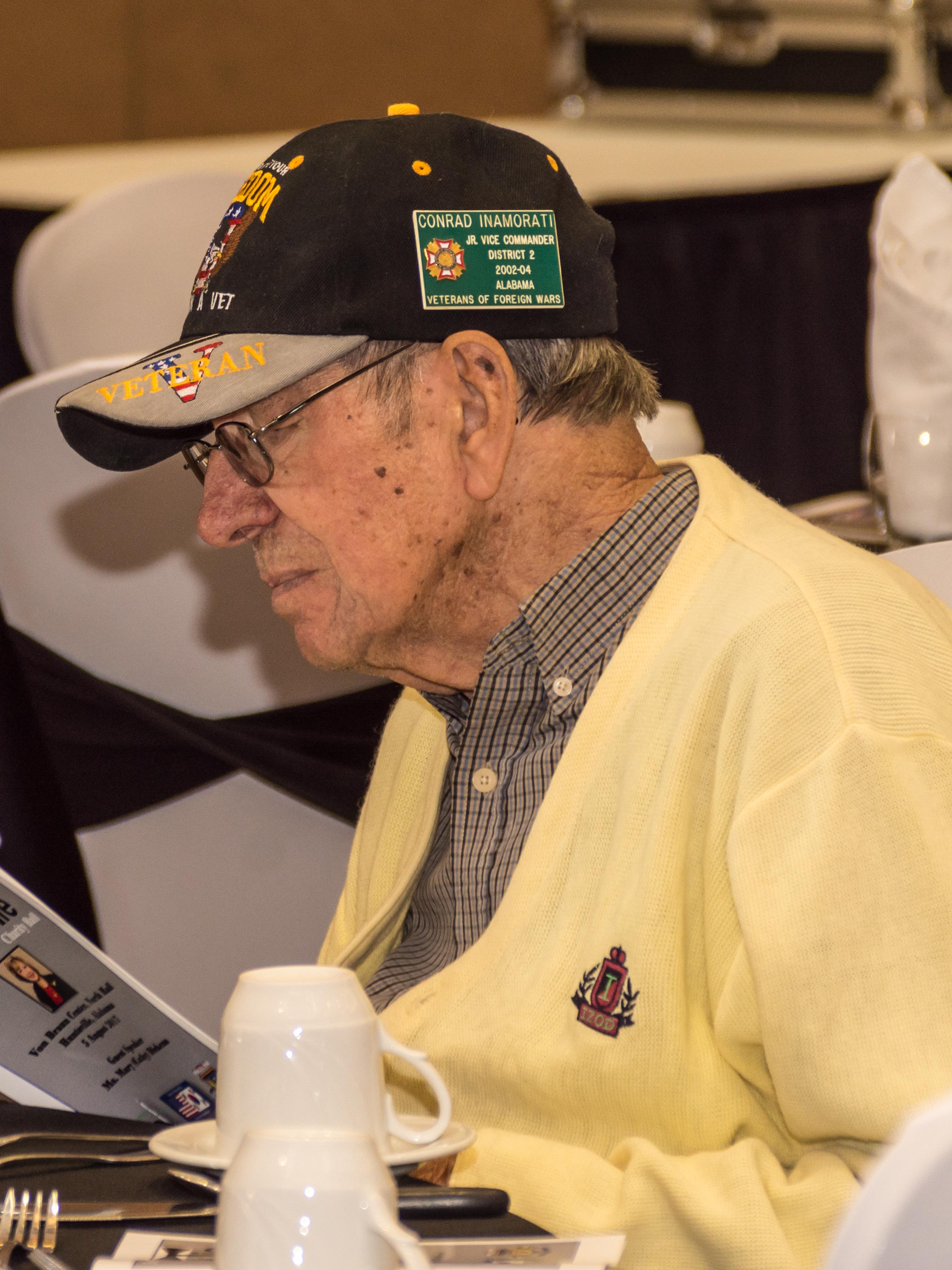 Processed Veteran