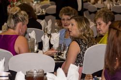 Processed Ladies at Table