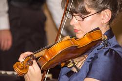 Processed Violin Blue
