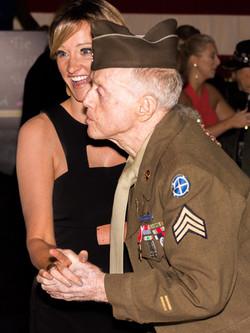 Processed Dancing Veteran