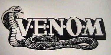 11. V.E.N.O.M. Logo - Final Design (1984
