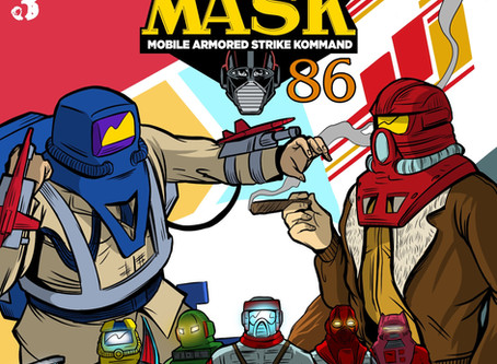MASK 86 Issue 3