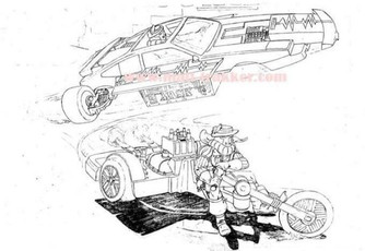 36. M.A.S.K. Split Seconds - Fireforce (