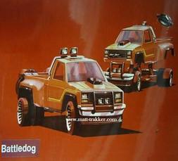 17. M.A.S.K. Battledog (1984 - 1985) (2)