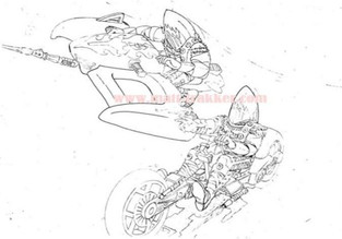 40. M.A.S.K. Split Seconds - Barracuda (