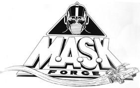 5a. M.A.S.K. Force - Final Draft (1984).