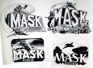 2. M.A.S.K. Force (1984).JPG