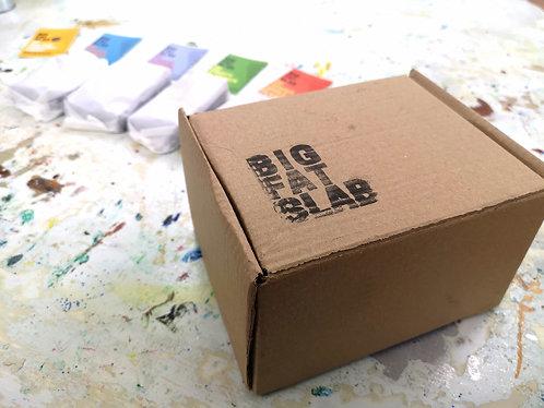 Box of Big Fat Slabs: Selection Box