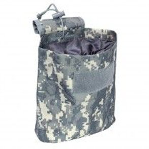 VISM® by NcSTAR® FOLDING DUMP POUCH/DIGITAL CAMO
