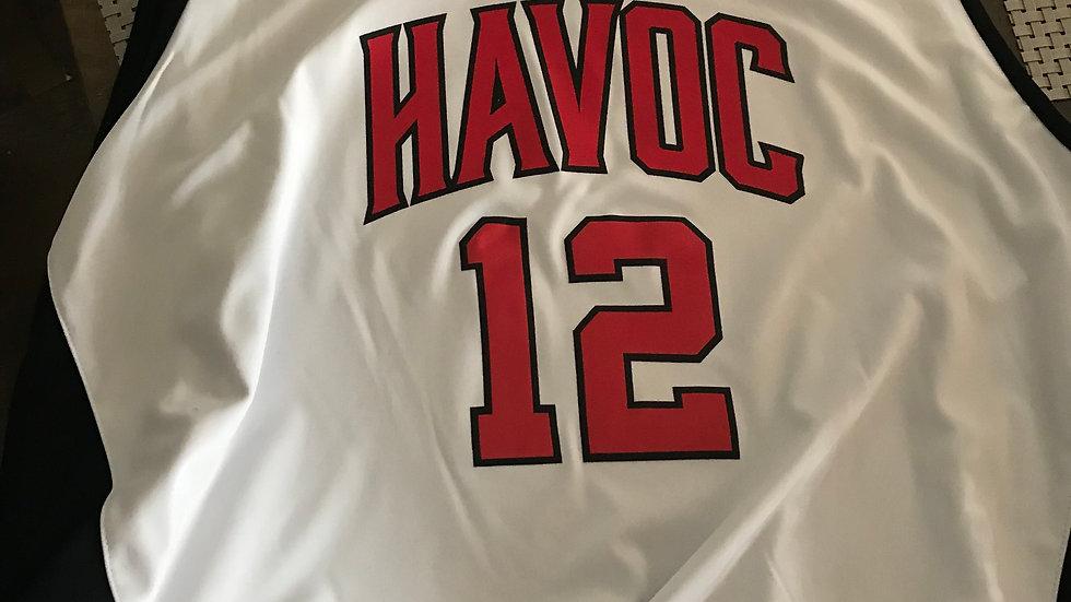 Team Havoc Hoops Player Uniform