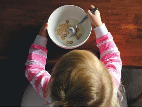 How breakfast can boost behaviour