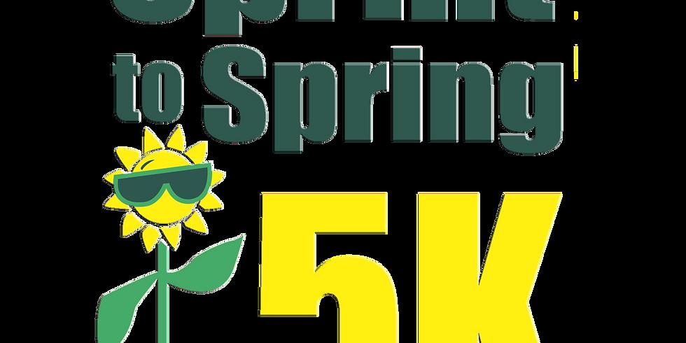 Sprint to Spring 5k