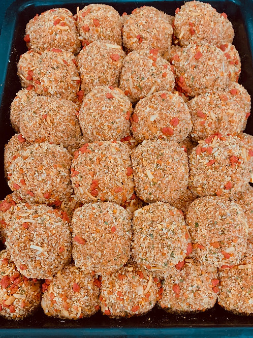 COUNTRY RISSOLES