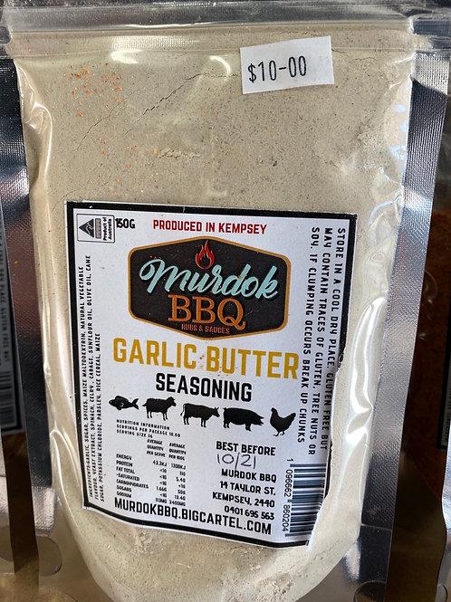 MURDOK BBQ GARLIC BUTTER
