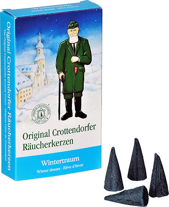 Crottendorfer Incense cones WINTER DREAM