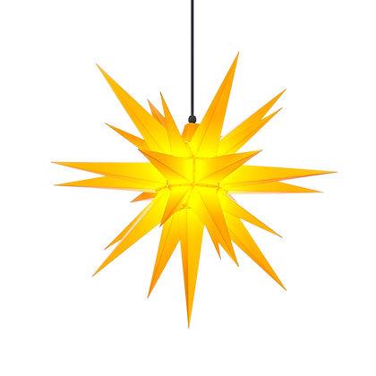 Herrnhuter Plastic Star YELLOW (68 cm/ 27 inch)