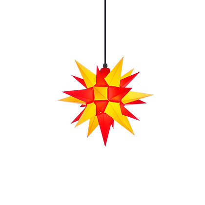 Herrnhuter Plastic Star RED/YELLOW (40 cm/ 16 inch)