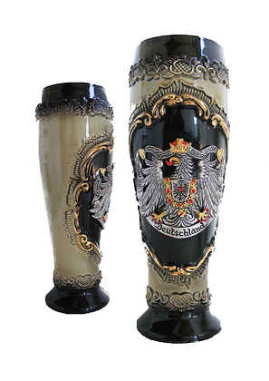 Beer mug/stein - Open cup