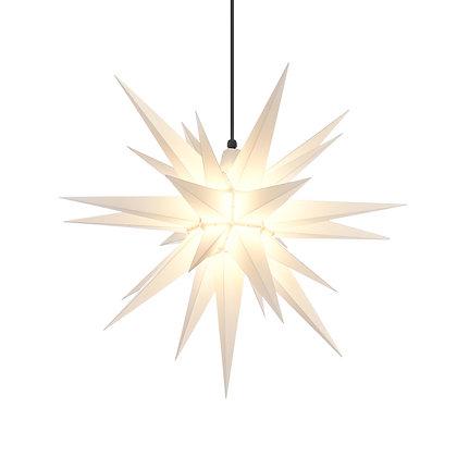 Herrnhuter Plastic Star WHITE (68 cm/ 27 inch)