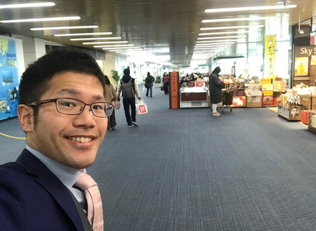 東京へ研修