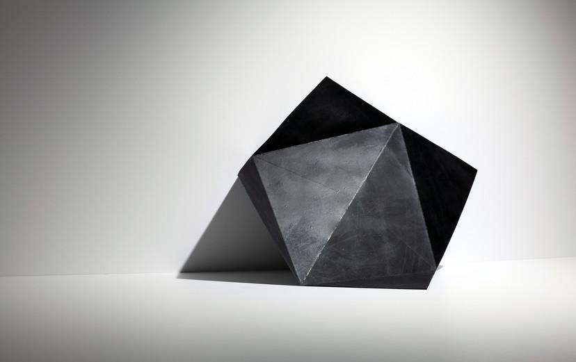 Unfolded with Triangular Shadow