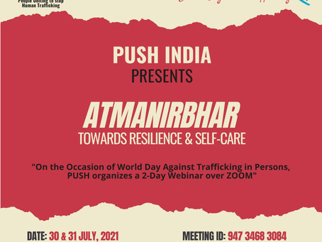 ATMANIRBHAR - Towards Resilience and Self Care