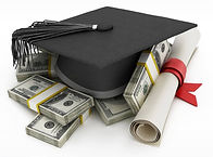 College Cap with money picture.JPG