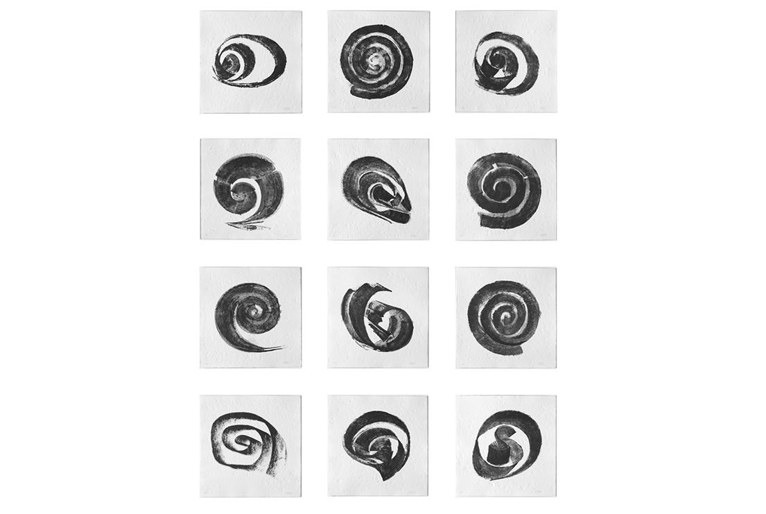 Espiral de la rosa