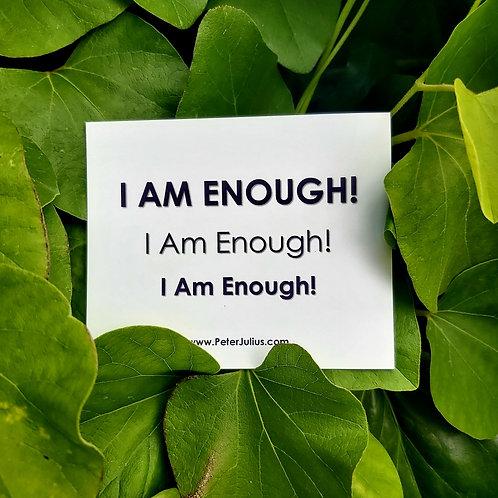 Magnet - I Am Enough!