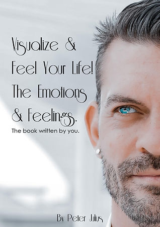 Visualize & Feel Your Life - by Peter Ju