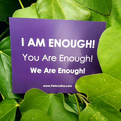 Magnet - We Are Enough!