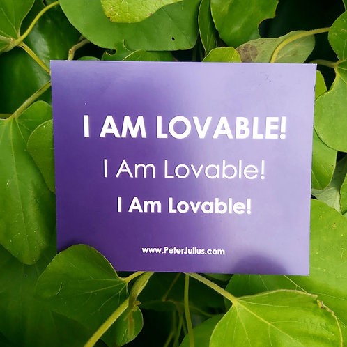 Magnet - I Am Lovable!